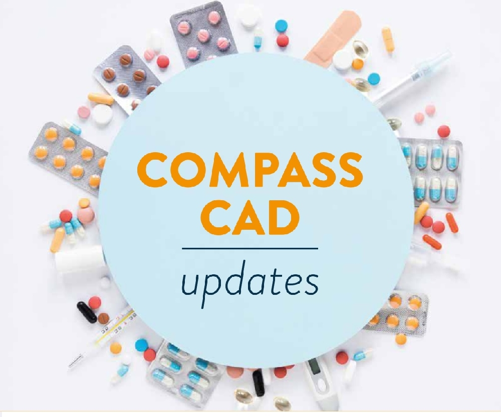 COMPASS CAD: UPDATES