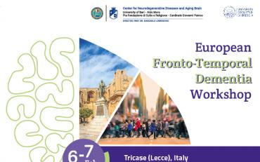 EUROPEAN FRONTO-TEMPORAL DEMENTIA WORKSHOP